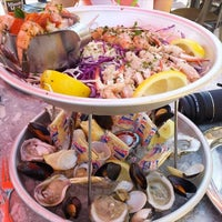 Photo taken at Poppy's Crazy Lobster Bar & Grill by Poppy's - New Orleans on 9/5/2014