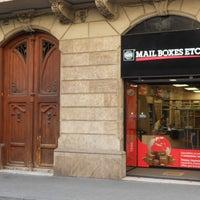 Photo taken at Mail Boxes Gràcia by Mail Boxes Gràcia on 9/19/2013