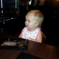 Photo taken at Aki Steak and Sushi by Loryn W. on 6/25/2013