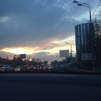 Photo taken at Олимпийский проспект by Виктория on 5/1/2016