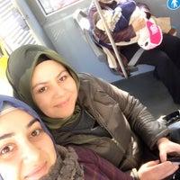 Das Foto wurde bei Alibeyköy Meydanı von F🅰️💤£ . am 2/18/2018 aufgenommen