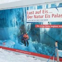 Photo taken at Natur Eis Palast by Дмитрий К. on 3/15/2014