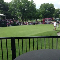 Photo taken at 17th Hole Green by Jenn A. on 5/25/2013