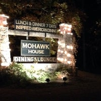 Photo taken at Mohawk House by Michael K. on 10/27/2013