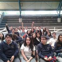 Foto diambil di Colegio Antupirén oleh Montserrat D. pada 11/18/2013
