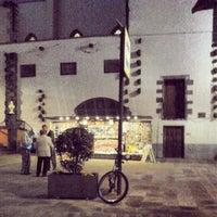 Photo taken at Plaza De La Concepción by Jara T. on 11/15/2013