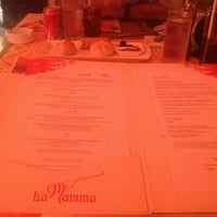 Photo taken at La Mamma by Tugba T. on 11/21/2013