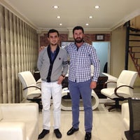 Photo taken at Öz Safa İnşaat Ltd.Şti. by Kadir Ç. on 3/21/2014