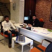 Photo taken at Öz Safa İnşaat Ltd.Şti. by Kadir Ç. on 3/8/2014