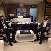 Photo taken at Öz Safa İnşaat Ltd.Şti. by Kadir Ç. on 4/1/2014