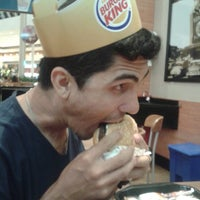 Photo taken at Burger King by Diogenes F. on 1/8/2014