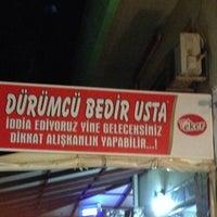 Photo taken at Dürümcü Bedir Usta by Turan Can B. on 9/20/2013