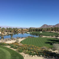 Photo taken at Bighorn Golf Club by Jonathan P. on 3/1/2017