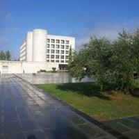 Foto tomada en Edificio de Bibliotecas - UNAV por Gustavo B. el 10/11/2012