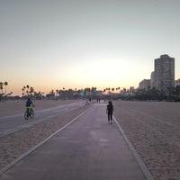 Photo taken at Long Beach Bike Path by John Christian H. on 9/10/2018