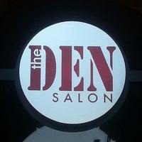 Photo taken at The Den Salon by John Christian H. on 10/1/2013