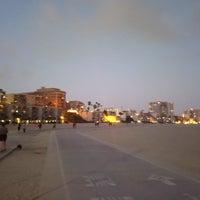 Photo taken at Long Beach Bike Path by John Christian H. on 9/3/2018