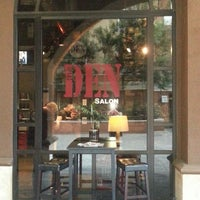 Photo taken at The Den Salon by John Christian H. on 3/22/2014