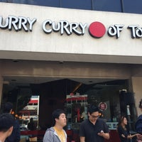 Photo taken at Hurry Curry of Tokyo by Jin K. on 10/12/2012