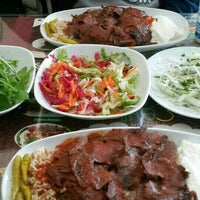 Photo taken at Urfa Kebap Salonu Manisa by Burak S. on 3/29/2016