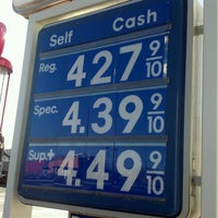 Photo taken at Exxon/ Mobil by Ray D. on 3/4/2013