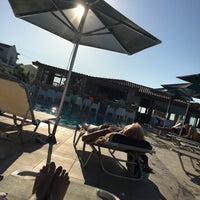 Photo taken at Aegean View Aqua Resort by Laura . on 9/7/2016