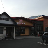 Photo taken at 平畑温泉 by Masanori N. on 3/17/2013