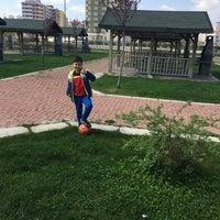 Photo taken at Alpaslan Parkı by Gülistan G. on 3/30/2018
