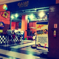 Photo taken at Game Station by Emannuela M. on 3/16/2013