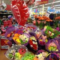Photo taken at Walmart by Maggie P. on 2/14/2013