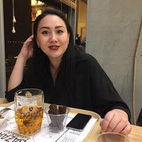 """Снимок сделан в Ресторан """"BAZAR"""" пользователем Alay S. 4/15/2017"""
