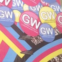 Photo taken at GW Gráfica by Renato T. on 12/13/2013