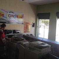 Photo taken at GW Gráfica by Renato T. on 11/20/2013