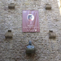 Photo taken at Museo Casa di Dante by David '64 H. on 10/29/2013