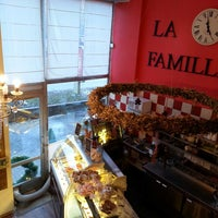 Photo taken at Café la Famille by Taina M. on 2/22/2014