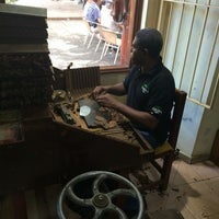 Photo taken at Caoba Cigars by Carlos Eduardo G. on 10/11/2014