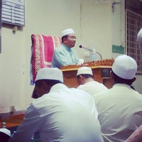 Photo taken at Masjid Balok by Syed Ahmad M. on 8/4/2013