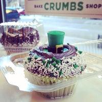 Photo taken at Crumbs Bake Shop by Fernando K. on 3/13/2014