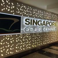 Das Foto wurde bei Singapore Cruise Centre von Grace I. am 10/11/2013 aufgenommen