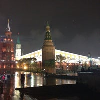 Photo taken at Manezhnaya Square by Эдуард Б. on 10/16/2013