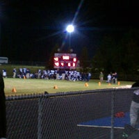 Photo taken at Hillside High School by Ronald S. on 10/12/2013