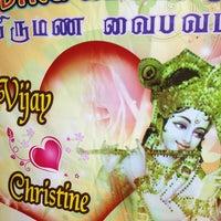 Photo taken at Sri Sithi Vinayagar Temple by Shonny L. on 6/15/2013