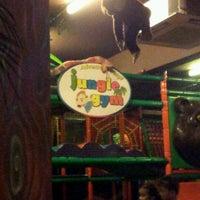 Photo taken at Jungle Gym Kiulap by Zuan A. on 11/24/2012