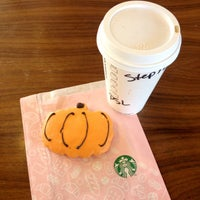 Photo taken at Starbucks by Stephanie W. on 10/11/2013