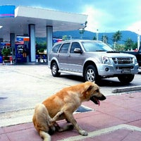 Photo taken at ปตท.บ้านเฉวง by Nuch V. on 12/20/2012