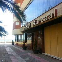 Foto tomada en Hotel Kursaal por Rosa M. el 11/1/2013