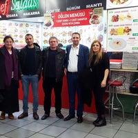 3/13/2017 tarihinde Olcay T.ziyaretçi tarafından Chef Salad'de çekilen fotoğraf