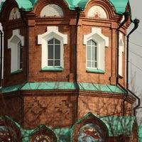 Photo taken at Свято-Никольский Храм by Ksenia P. on 12/23/2013