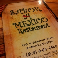 Photo taken at Sabor A Mexico by Lee B. on 4/16/2013