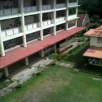 Photo taken at College of Arts and Sciences, Silliman University by Alton d. on 7/5/2013